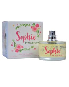 COLONIA MUJERCITA SOPHIE 50ML 900/2