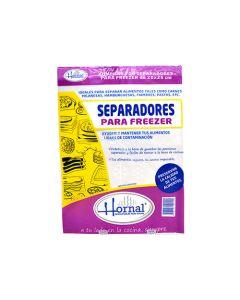 SEPARADORES P/FREEZER X100UNI.